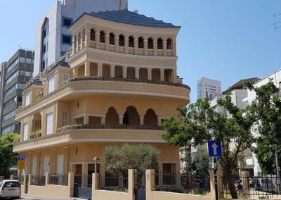 אדריכלות בעיר הלבנה 06